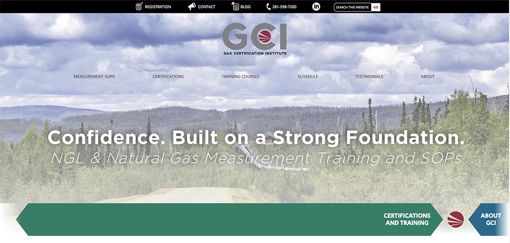 Gas Certification Institute