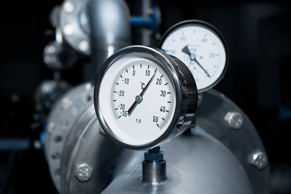hydraulic fluid pressure gauge oil gas liquid gas measurement certification houston texas
