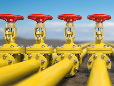 Oil and gas midstream activity requiring measurement SOPs by gas certification institute in houston texas